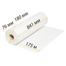 Бумага для плоттера 841 х 175 м (А0)