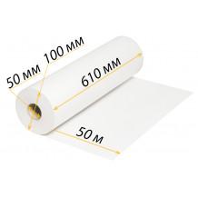 Бумага для плоттера 610 х 50 м (А1+)